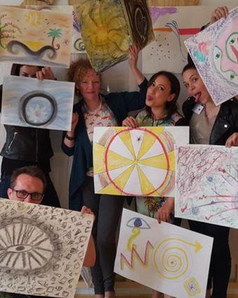 Joyfinding: Paint Your Purpose