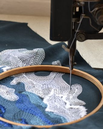 Taster Session: Machine Embroidery