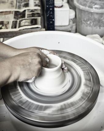 Pottery Throwing Taster Workshop