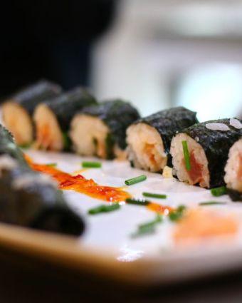 Sushi Making and Cocktail Making!