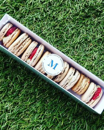 Bake macarons and stay for French tea
