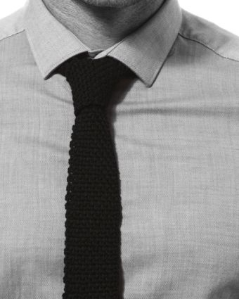 Crochet a Hipster Tie with Annie Windley