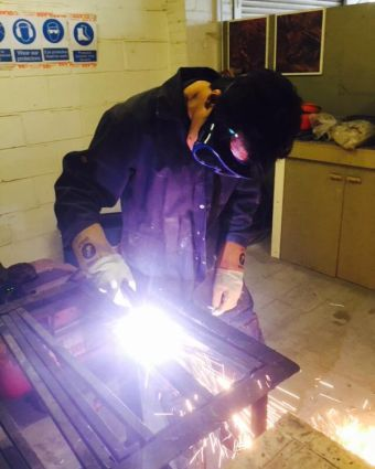 Stainless Steel Welding and Finishing Course