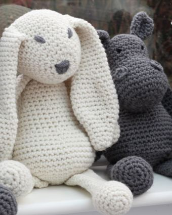 Crochet a Toft Animal with Annie Windley