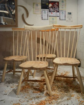 Make your own Wooden Chair Course