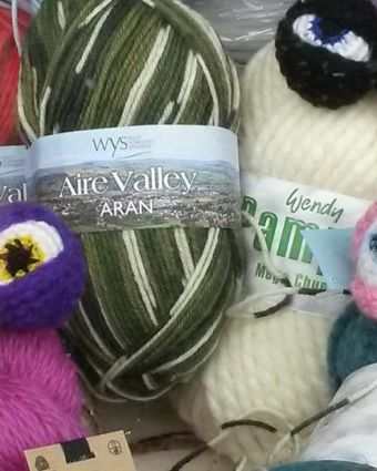 Improvers Crochet Class with Ayda Anlagan : Afternoon
