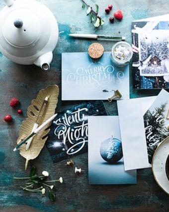 Make Your Own Christmas Cards, Decorations and Jumpers!