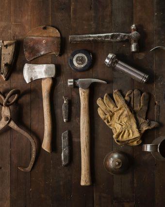 Get Handy - Woodwork