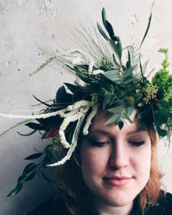 Foliage Crown Workshop