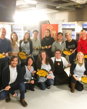 Corporate 'The Paella Challenge' Team Building Session
