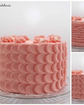 Piped Buttercream Cake Decorating Class