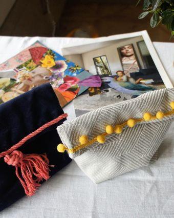 Sew a foldover bag