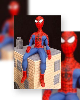 Cake Decorating: Superhero Cake