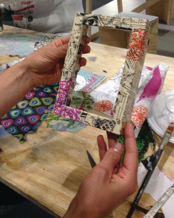 Introduction to Decoupage Workshop