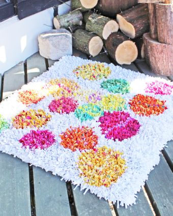 Half-Day Beginners Rag Rug Workshop