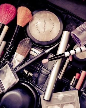 De Vallenger- Make up introduction