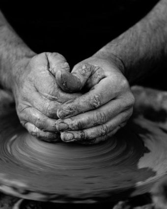 Wheel Thrown Pottery Introduction (Weekend sessions)