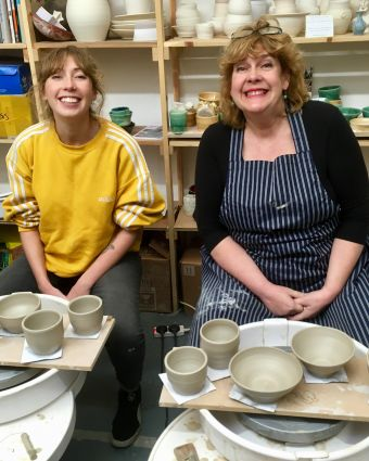 Weekend Taster Pottery Workshop