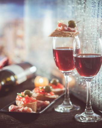 Wine and Tapas Tasting Workshop