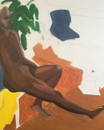Introduction to Life Painting Course/ 11 week course. Thursdays @ 10am or 2pm