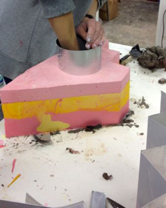 Casting in Concrete and Plaster Course