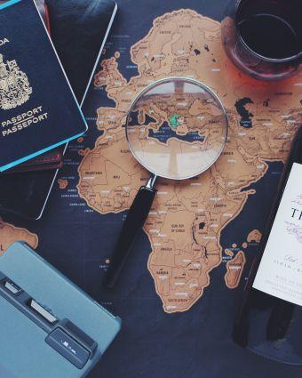 World Wine Tour Tasting & Lunch