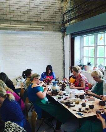 Pottery Course - 3 weeks