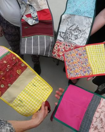 Improvers Sewing with Barley Massey : Morning