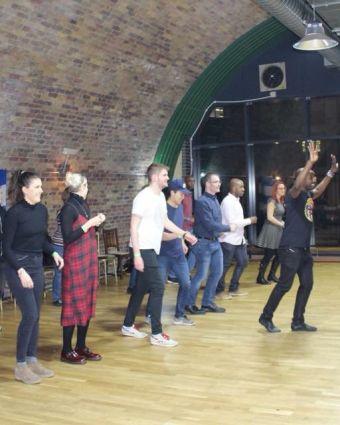 Cuban Salsa for Intermediate and Advanced dancers