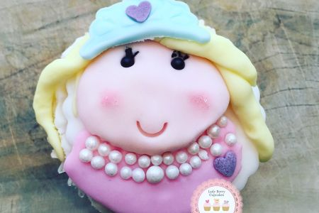 Adult & Child Princess Cupcakes Class London