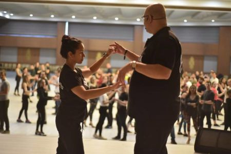 Improvers 2 Salsa Course