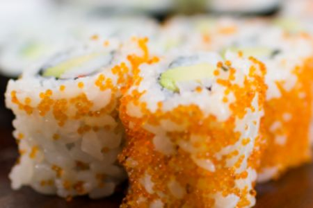 Take a sushi masterclass with one other person in your home with Sushi Queen - Obby