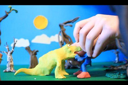 Children's Stop-Motion Animation Workshop