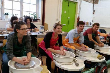 Pottery Taster Workshop