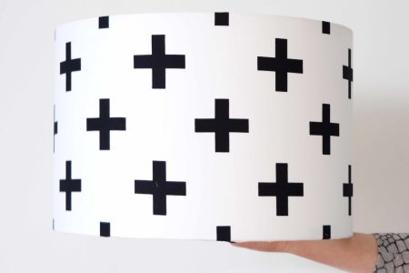 Make Your Own Big Lampshade