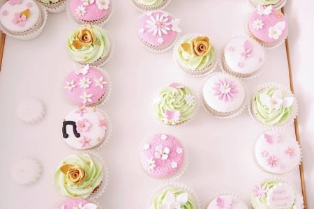 Cupcake Baking and Decorating Class