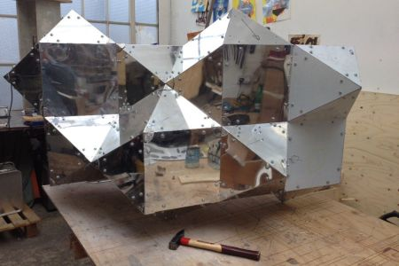 Metal Fabrication Course for Artists and Designers