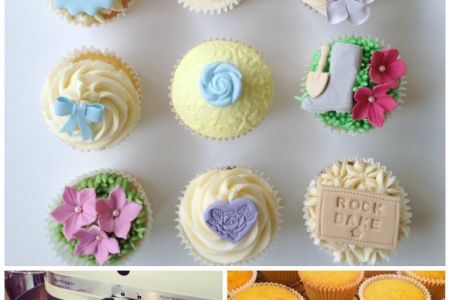 Create the ultimate cupcake in this fun and decorative Rock Bakehouse class