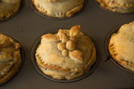 Pastry and Pie Making Masterclass