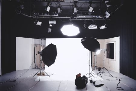 Studio lighting course in Shoreditch - Obby