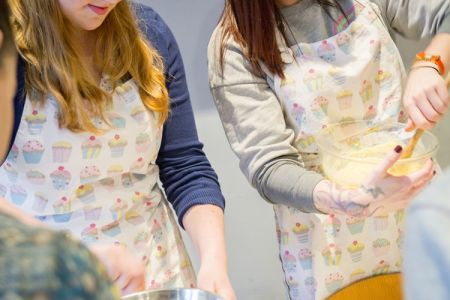 Cake bakin' & decoratin' - Obby