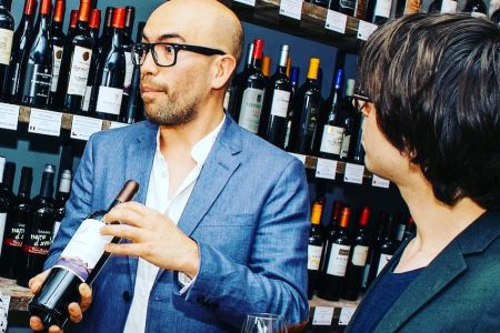 Sunday Brunch Wine Expert Raul Diaz teaches WSET level 2 course over a weekend