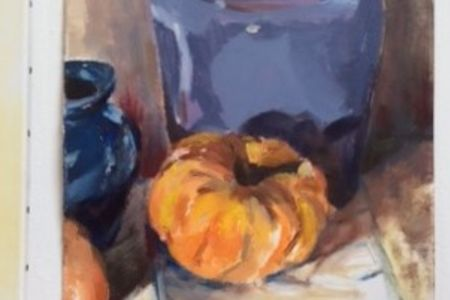 Oil Painting Still Life - Beginners & Improvers - 6 Week Course