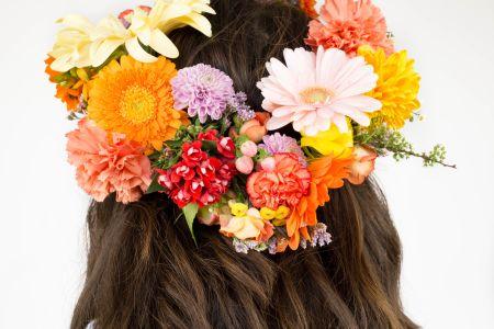 Bloomon Flower Crown Workshop: Battersea