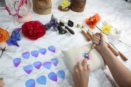 Full Day Couture Flower making class