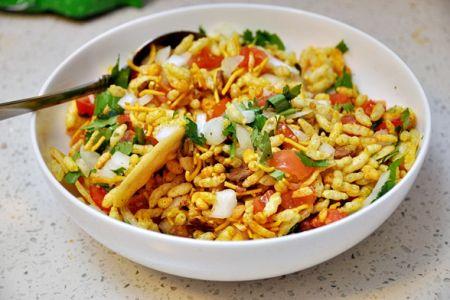 Indian Vegetarian street food