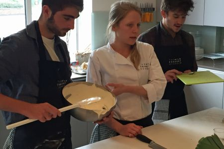 Advanced cookery course - Obby