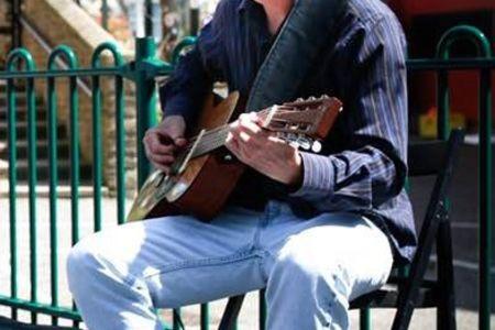 Guitar with Aaron Curtis