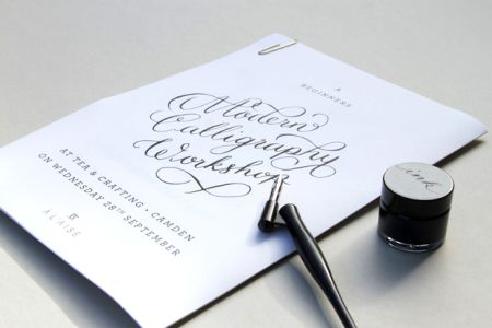 Modern Calligraphy - Mini Workshop