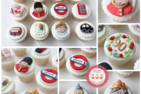 Celebrate the capital city with the London Cupcake Class at lady Berry Cupcakes in Wandsworth, London.